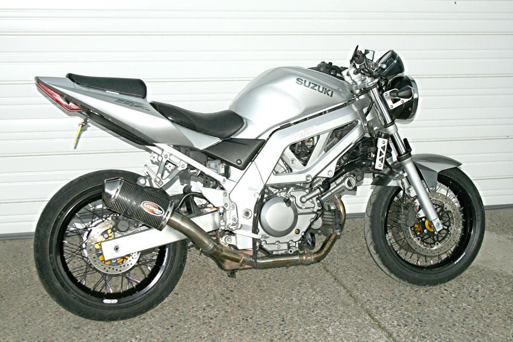 Sv650  Wheels